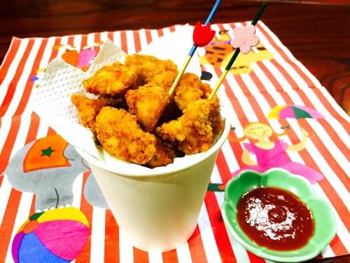 Popcorn Chicken (Fried Chicken Bites)
