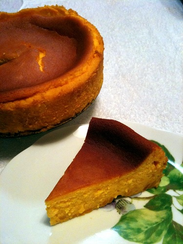 Kabocha Cake