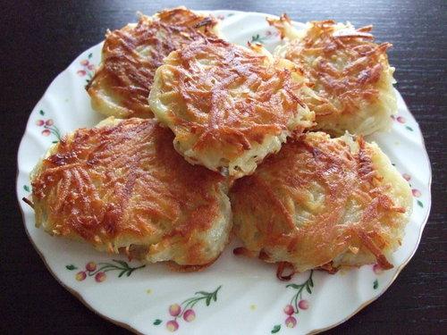 Draniki Potato Pancakes
