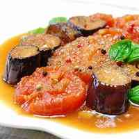 Well Chilled Marinated Tomatoes