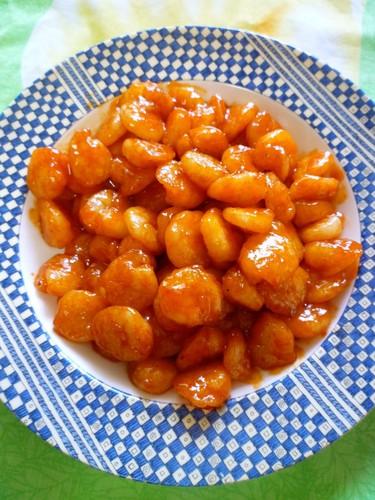 """Ebi-Kochu"" Shrimp with Gochujang (Chili Sauce)"
