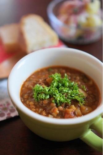 Swedish Lentil Soup