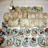 California Rolls (Popular in the States)