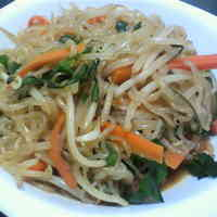 Vegetarian Japche