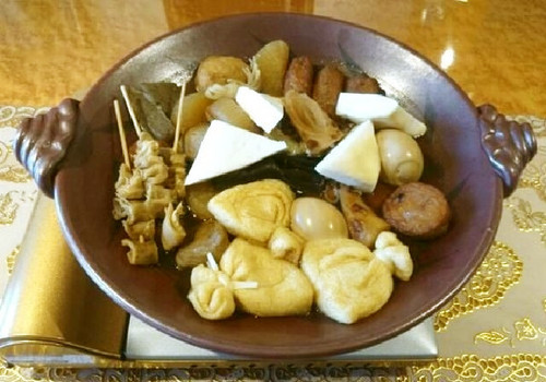 Our favorite Oden Hot Pot