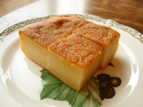 Butter Mochi: A Taste of Hawaii