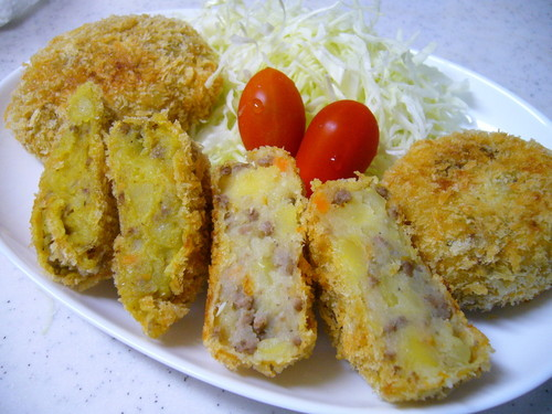 2 Types of Croquettes