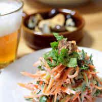 Maman's Salade de Carottes Rapées (Carrot Salad)