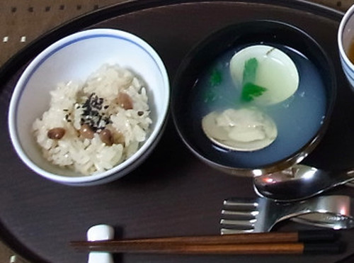 Hamaguri Clam Clear Soup
