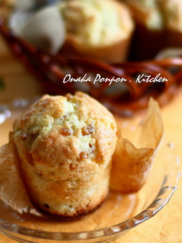 Easy One-bowl Maple Banana Muffins