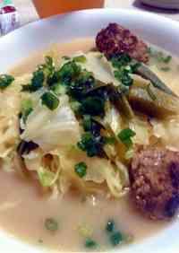 Simple Tonkotsu (Pork Bone) Soup Broth for Ramen