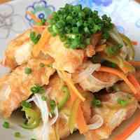 Marinated Chicken Nanban