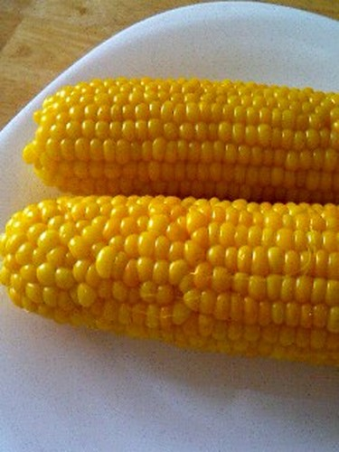 My Way to Deliciously Boil Corn on the Cob