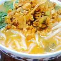 Easy Dandan Noodles with Shirataki for Dieters