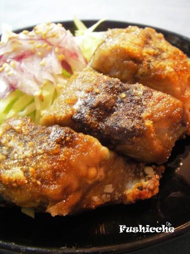 Katsuo no Tatsuta-age (Fried Bonito)