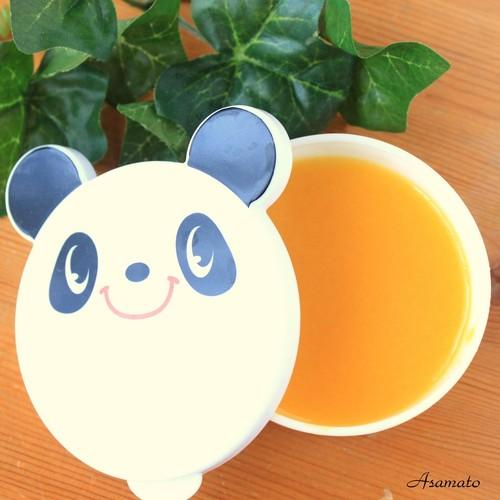 Freezable and Great for Bentos! Orange Agar-Agar Jelly