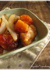 Healthy Sweet & Sour Chicken with Chicken Breast