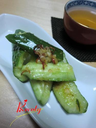 Standard and Simple Recipe for Addictively Delicious Pounded Cucumbers