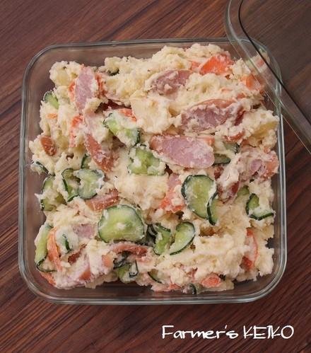 [Farmhouse Recipe] Our Potato Salad