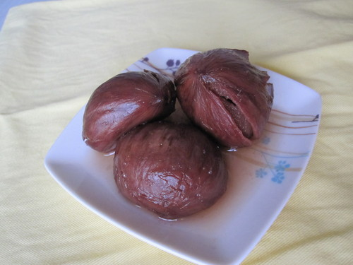 Classic Chestnuts Simmered in Inner Skins