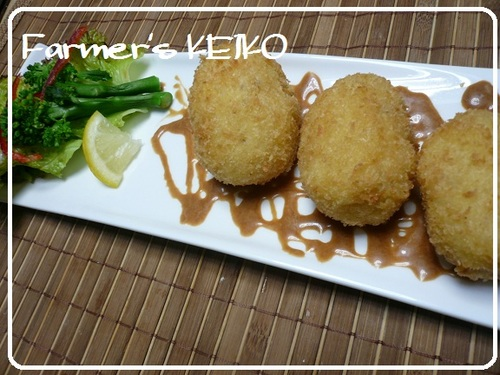 [Farmhouse Recipe] Potato Croquettes