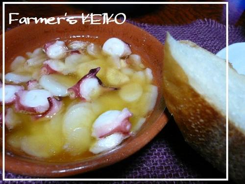 [Farmhouse Recipe] Octopus Ajillo