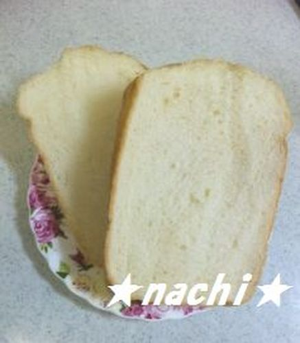 Fluffy Sandwich Bread Made With a Bread Maker