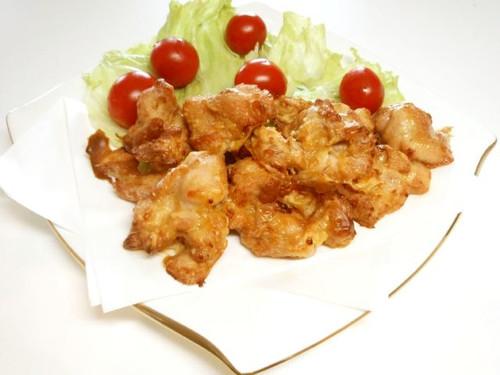 Oven Fried Chicken Karaage