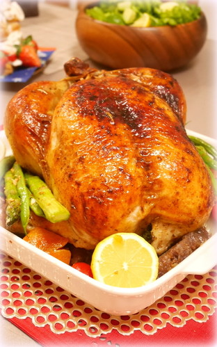 Authentic Roast Chicken