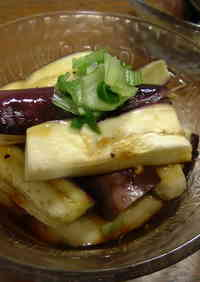Refreshing Chinese-style Eggplant Salad