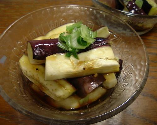 Refreshing Chinese-style Eggplant Salad