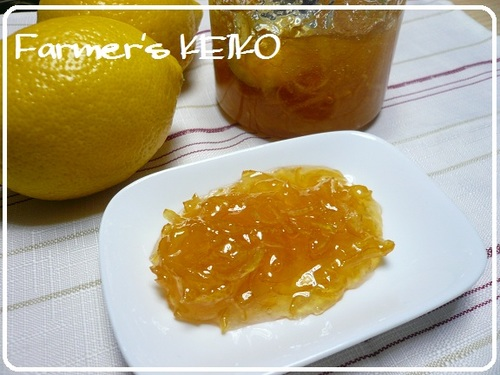[Farmhouse Recipe] Lemon Marmalade