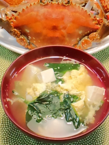 Dad's Clear Soup