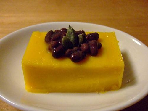 Easy Macrobiotic Kabocha Squash Pudding