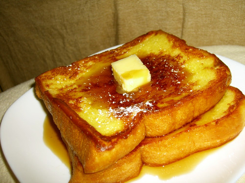 Our Family's French Toast.