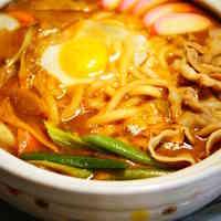Miso Udon Noodle Hot Pot