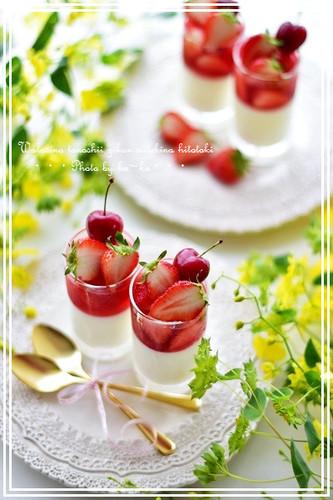 Luxurious Vanilla Milk Blancmange