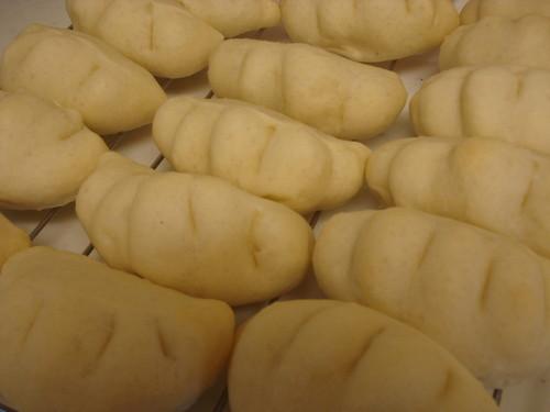 Gyoza Bread Rolls