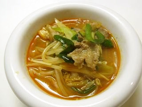 Easy, Spicy, and Tasty Korean-Style Kimchi Soup