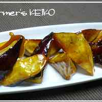 [Farmhouse Recipe] Caramelized Hard Candy Coated Sweet Potatoes