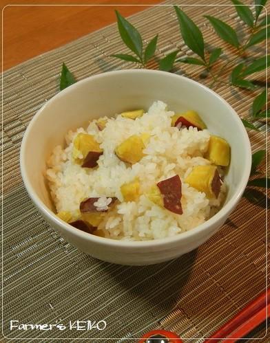 [Farmhouse Recipe] Sweet Potato Rice