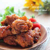 Juicy Karaage (Japanese Fried Chicken)