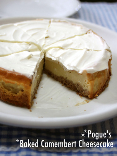 Camembert Cheesecake