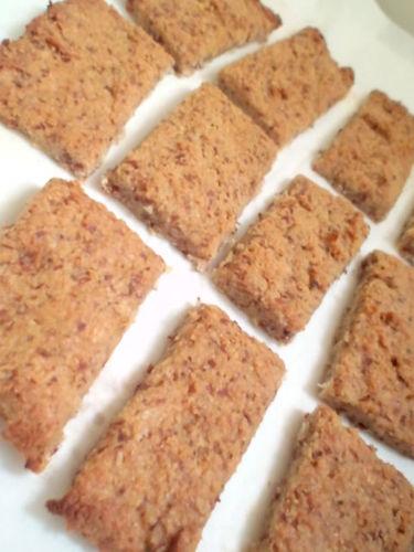 Whole Wheat Flour Cookies with Shio-Koji & Amazake