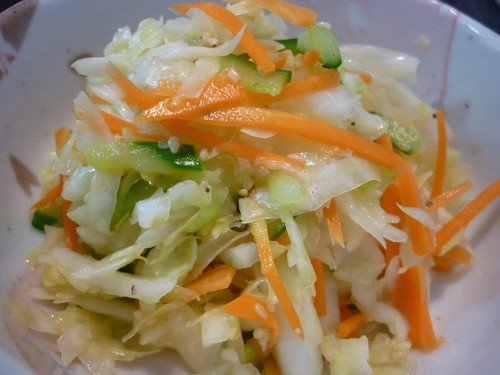 Refreshing Chinese Coleslaw