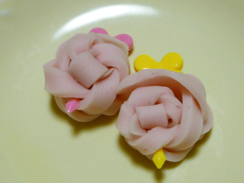Fish Sausage Flower