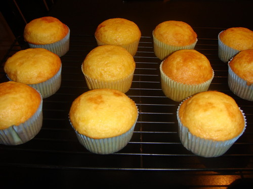 Basic American-Style Cupcakes