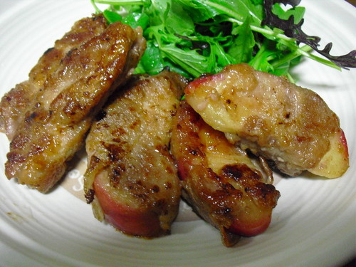 Pork-Wrapped Apples