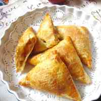 American Apple Pie Turnovers