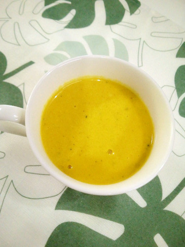 Easy Kabocha Soup in a Blender